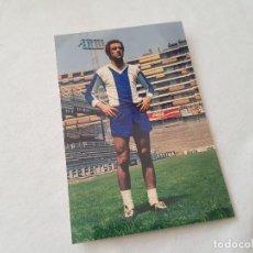 Coleccionismo deportivo: FOTOGRAFÍA AÑOS 70 DE FERRER (ESPANYOL / ESPAÑOL) 10X15. Lote 210041885