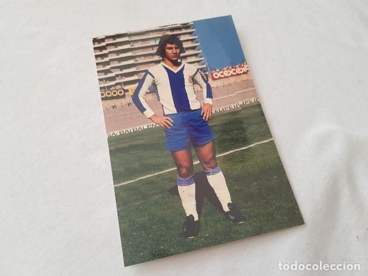 FOTOGRAFÍA AÑOS 70 DE CINO (ESPANYOL / ESPAÑOL) 10X15 (Coleccionismo Deportivo - Documentos - Fotografías de Deportes)