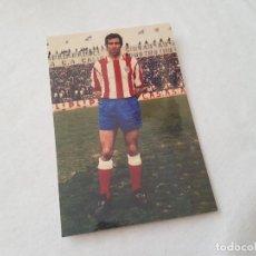 Coleccionismo deportivo: FOTOGRAFÍA AÑOS 70 DE LUIS ARAGONÉS (ATLÉTICO DE MADRID) 10X15. Lote 210043132
