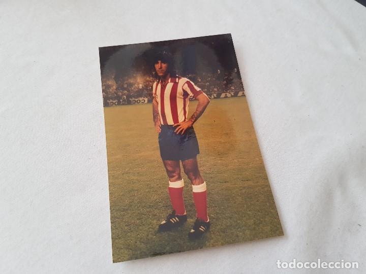 FOTOGRAFÍA AÑOS 70 DE UFARTE (ATLÉTICO DE MADRID) 10X15 (Coleccionismo Deportivo - Documentos - Fotografías de Deportes)