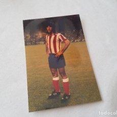 Coleccionismo deportivo: FOTOGRAFÍA AÑOS 70 DE UFARTE (ATLÉTICO DE MADRID) 10X15. Lote 210043350