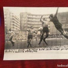 Coleccionismo deportivo: F8484 FOTO FOTOGRAFIA ORIGINAL DE PRENSA ATHLETIC BILBAO SEVILLA RODRI ORTUONDO. Lote 210581417