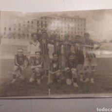 Coleccionismo deportivo: EQUIPO DEL COLEGIO DE LA INMACULADA DE ARENEROS. Lote 210609487