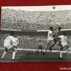 Coleccionismo deportivo: F8607 FOTO FOTOGRAFIA ORIGINAL DE PRENSA ATLETICO MADRID 1-3 REAL MADRID PEREIRA (9-4-1978). Lote 210724494