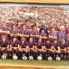 Coleccionismo deportivo: FOTOGRAFÍA F.C BARCELONA 82-83 DONDE APARECE MARADONA. Lote 211479620