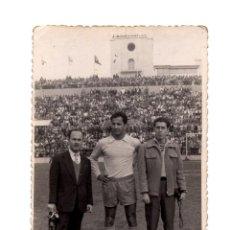 Coleccionismo deportivo: HERCULES SANCHEZ. JUGADOR DEL TENERIFE. 13,5X8,5.. Lote 211677466