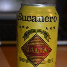 Collezionismo sportivo: LATA DE CERVEZA AÑOS 80.BUCANERO (CUBA). Lote 213242696
