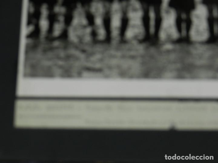 Coleccionismo deportivo: (M) FOTOGRAFIA CÓPIA DE LA ÉPOCA - RCD ESPAÑOL CAMPEÓN COPA TEMP 1928 / 29 RICARDO ZAMORA, SAPRISA - Foto 4 - 213537817