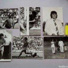Collezionismo sportivo: LOTE FOTOS SOTIL , JUGADOR DEL BARÇA. Lote 213668461