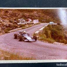 Coleccionismo deportivo: FOTOGRAFIA. RALLY. PUERTO DEL PICO. 1976. A. IBAÑEZ. MADRID. VER FOTOS. Lote 214250091