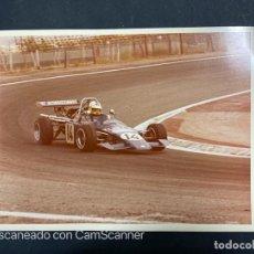 Coleccionismo deportivo: FOTOGRAFIA. RALLEY. RALLY. CIRCUITO DEL JARAMA, 1975. A. IBAÑIZ. MADRID. VER FOTOS. Lote 214255737
