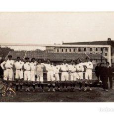 Collezionismo sportivo: MADRID CLUB DE FÚTBOL, LUEGO REAL MADRID, EN 1907- FOTO ANTERIOR A 1907. 14X9.. Lote 214295277
