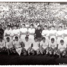 Coleccionismo deportivo: REAL MADRID.- 1969. MEDIDAS 17,5X12.APROX.. Lote 215034192