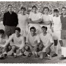 Coleccionismo deportivo: REAL MADRID.- 1968. MEDIDAS 17,5X12.APROX.. Lote 215034363