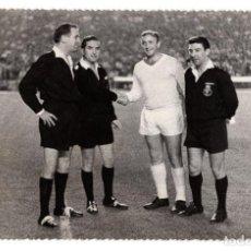 Coleccionismo deportivo: REAL MADRID. SANTAMERIA. 1966.- 18X11,5.. Lote 215192043
