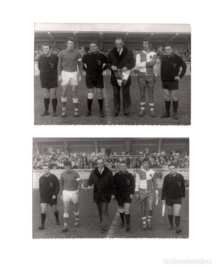 TRES CANTOS.(MADRID).- CLUB DEPORTIVO PEGASO. 1972. 2 FOTOGRAFÍAS. 18X12. (Coleccionismo Deportivo - Documentos - Fotografías de Deportes)