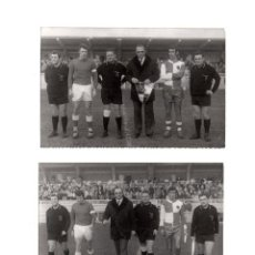 Coleccionismo deportivo: TRES CANTOS.(MADRID).- CLUB DEPORTIVO PEGASO. 1972. 2 FOTOGRAFÍAS. 18X12.. Lote 215663355