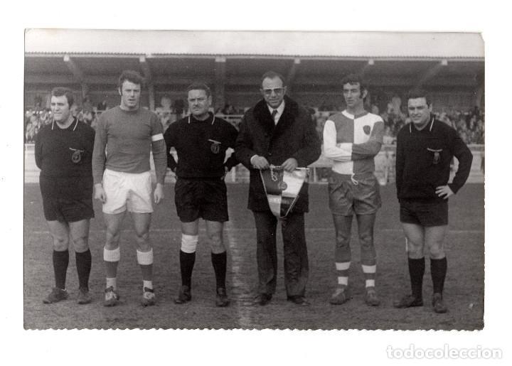 Coleccionismo deportivo: TRES CANTOS.(MADRID).- CLUB DEPORTIVO PEGASO. 1972. 2 FOTOGRAFÍAS. 18X12. - Foto 4 - 215663355