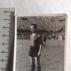 Coleccionismo deportivo: FOTOGRAFIA ORIGINAL JUGADOR F.C BARCELONA AÑOS 40. Lote 217364878