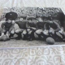 Collectionnisme sportif: FOTO MATE (15 X 20) ELCHE AÑOS 60 CON PAZOS,LICO,VAVÁ,MARCIAL,IBORRA,CANÓS,ETC. Lote 218222537