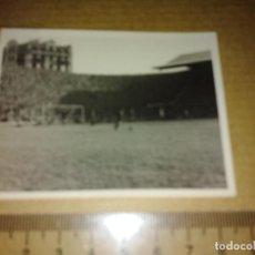 Coleccionismo deportivo: FOTOGRAFIA PARTIDO F.C. BARCELONA GRANADA C.F COPA DEL GENERALISIMO 1949. Lote 218497495