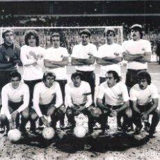 Coleccionismo deportivo: FOTOGRAFIA FC BARCELONA AÑOS 70. Lote 221287290