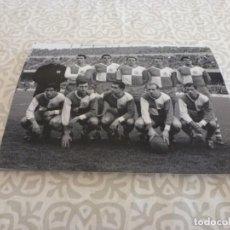 Collezionismo sportivo: FOTO MATE(11 X 15 CM)LIGA 65-66 F.C.BARCELONA 5 SABADELL 0 CAMP NOU BARÇA. Lote 221385778