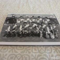 Collezionismo sportivo: FOTO MATE(11 X 15 CM)LIGA 68-69 SABADELL 0 F.C.BARCELONA 0 -BARÇA-. Lote 221385946