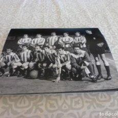 Coleccionismo deportivo: FOTO MATE(11 X 15 CM) COPA FERIAS 65-66 ESPAÑOL 0 F.C.BARCELONA1 SARRIÁ BARÇA DI STEFANO. Lote 221401827