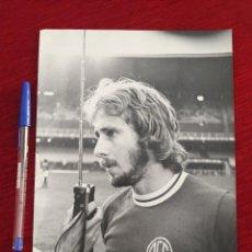 Coleccionismo deportivo: F10486 FOTO FOTOGRAFIA ORIGINAL DE PRENSA IVO ARDAIS WORTMANN AMERICA RJ BRASIL (16-10-1975). Lote 221652195