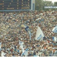 Coleccionismo deportivo: FOTOGRAFÍA ORIGINAL HINCHADA LAZIO ITALIA. Lote 221655911