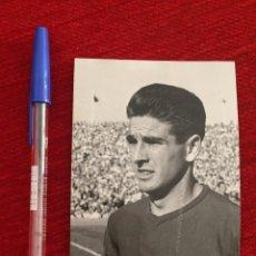 Coleccionismo deportivo: R10398 FOTO FOTOGRAFIA ORIGINAL DE PRENSA LUIS ALOY BARCELONA. Lote 221656785
