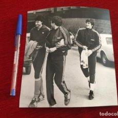 Coleccionismo deportivo: F10490 FOTO FOTOGRAFIA ORIGINAL DE PRENSA ANTONIO ÁLVAREZ ARCONADA 1983 SELECCION ESPAÑA. Lote 221657332