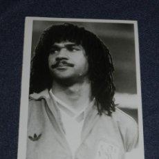 Coleccionismo deportivo: (M-ALB2) FOTOGRAFIA JUGADOR R GULLIT - SELECCION HOLANDA, 18 X 13 CM,. Lote 221685458