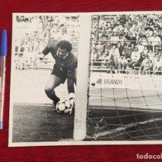 Coleccionismo deportivo: F10538 FOTO FOTOGRAFIA ORIGINAL DE PRENSA ATHLETIC BILBAO ANDONI ZUBIZARRETA. Lote 221712863