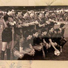 Coleccionismo deportivo: BARCELONA DESCONOZCO EL AÑO MUY BUEN ESTADO 15X10 CM. Lote 221984081