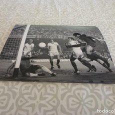 Collezionismo sportivo: FOTO MATE(11 X 15 CM) UEFA 77-78 CAMP NOU F.C.BARCELONA BARÇA 5 STEAUA BUCAREST 1. Lote 222099937