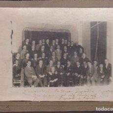 Coleccionismo deportivo: FOTOGRAFIA 13 DE AGOSTO DE 1926 EN LA UNION DEPORTIVA ESPAÑOLA DE CHILE AL R.C.D. ESPAÑOL ZAMORA. Lote 222562656