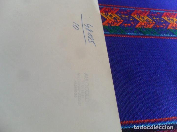 Coleccionismo deportivo: LOTE 2 FOTO ORIGINAL REAL MADRID ALFREDO DI STEFANO MARQUITOS, MARCOS ALONSO, PACHÍN, ALFONSO USSÍA. - Foto 11 - 223946517