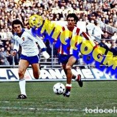 Coleccionismo deportivo: ANTIC REAL ZARAGOZA FOTOGRAFIA FUTBOL JUGADOR 10X15 CENTIMETROS BUENA CALIDAD. Lote 224097346