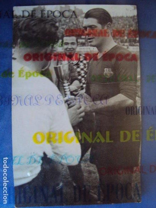 (VP-46)FOTOGRAFICA DE PIERA F.C.BARCELONA-ARCHIVO VICENÇ PIERA (Coleccionismo Deportivo - Documentos - Fotografías de Deportes)