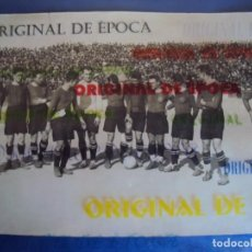 Coleccionismo deportivo: (VP-53)FOTOGRAFIA F.C.BARCELONA AÑOS 20,PIERA,ALCANTARA,SAMITIER,ETC-ARCHIVO VICENÇ PIERA. Lote 225008950