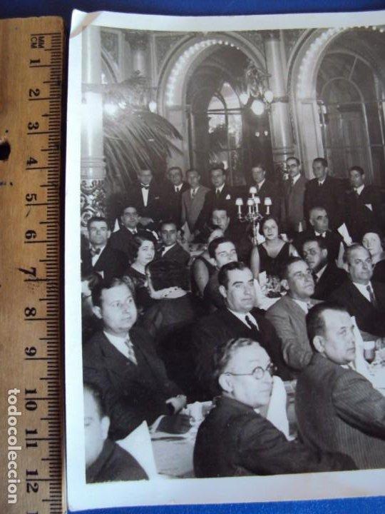Coleccionismo deportivo: (VP-61)FOTOGRAFIA DE PIERA F.C.BARCELONA ENTREGA MEDALLA AL MERITO 1931-ARCHIVO VICENÇ PIERA - Foto 3 - 225013512
