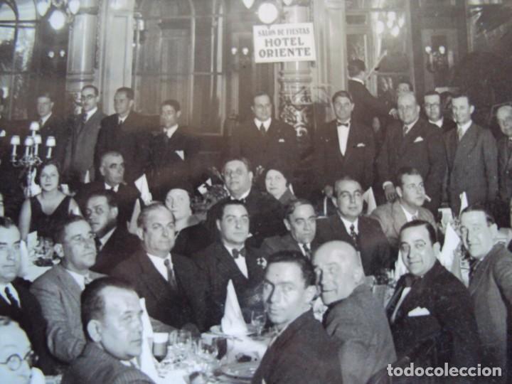 Coleccionismo deportivo: (VP-61)FOTOGRAFIA DE PIERA F.C.BARCELONA ENTREGA MEDALLA AL MERITO 1931-ARCHIVO VICENÇ PIERA - Foto 4 - 225013512