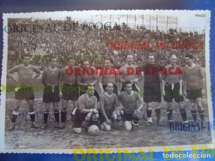 (VP-66)FOTOGRAFIA VIEJAS GLORIAS AÑOS 40-ARCHIVO VICENÇ PIERA (Coleccionismo Deportivo - Documentos - Fotografías de Deportes)
