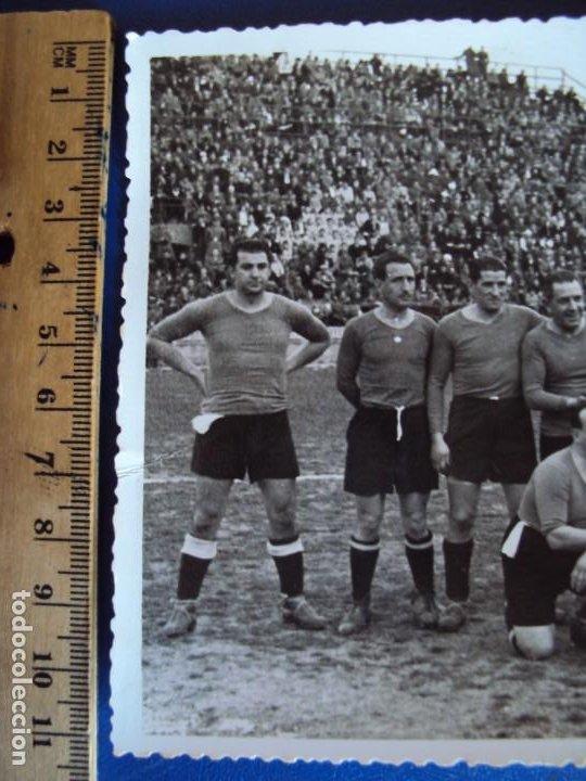 Coleccionismo deportivo: (VP-66)FOTOGRAFIA VIEJAS GLORIAS AÑOS 40-ARCHIVO VICENÇ PIERA - Foto 3 - 225016407