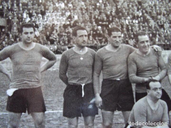 Coleccionismo deportivo: (VP-66)FOTOGRAFIA VIEJAS GLORIAS AÑOS 40-ARCHIVO VICENÇ PIERA - Foto 4 - 225016407