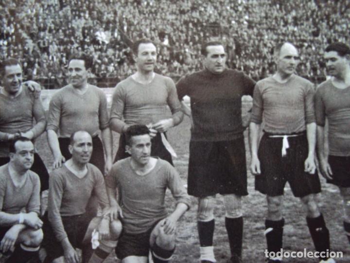 Coleccionismo deportivo: (VP-66)FOTOGRAFIA VIEJAS GLORIAS AÑOS 40-ARCHIVO VICENÇ PIERA - Foto 5 - 225016407