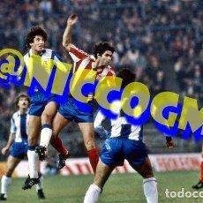 Colecionismo desportivo: URBANO RCD ESPAÑOL ESPANYOL FOTOGRAFIA FUTBOL JUGADOR 10X15 CENTIMETROS BUENA CALIDAD. Lote 225175772