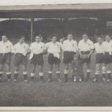 Coleccionismo deportivo: EQUIPO FUTBOL DE MADRID PRINCIPIOS AÑOS 1950. Lote 226843190